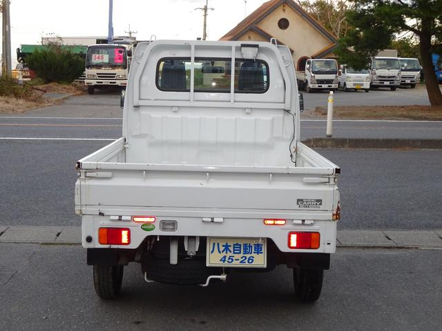 KCパワステ パワステ マニュアル 4WD(4枚目)