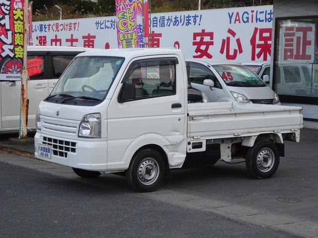 KCパワステ パワステ マニュアル 4WD(7枚目)