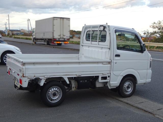 KCパワステ パワステ マニュアル 4WD(8枚目)