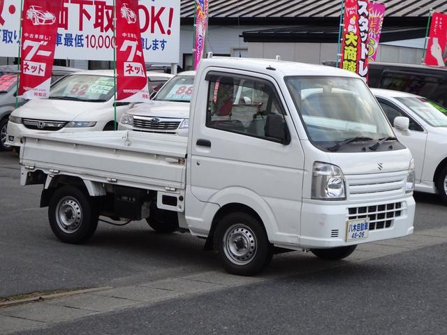 KCパワステ パワステ マニュアル 4WD(10枚目)