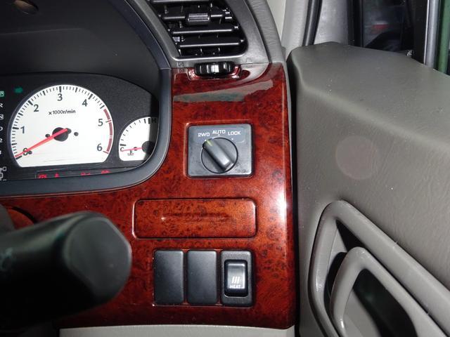 ライダー 3列シート ETC キーレス 社外アルミ 4WD(17枚目)