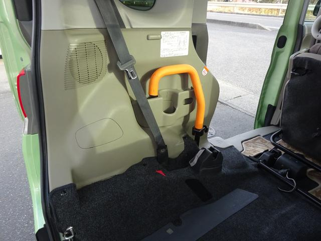 スローパー 車いす固定1台 電動 キーレス(18枚目)