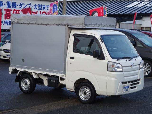 パネルバン エアコン パワステ 4WD(7枚目)
