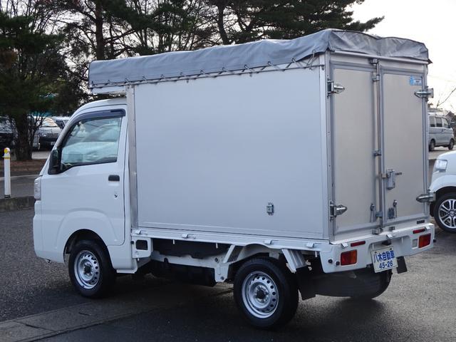 パネルバン エアコン パワステ 4WD(9枚目)