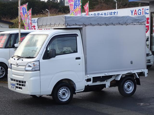 パネルバン エアコン パワステ 4WD(10枚目)
