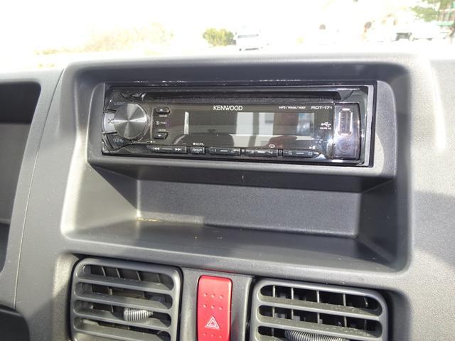 KCエアコン・パワステ トラボ保冷ボックス付き 切替式4WD(14枚目)