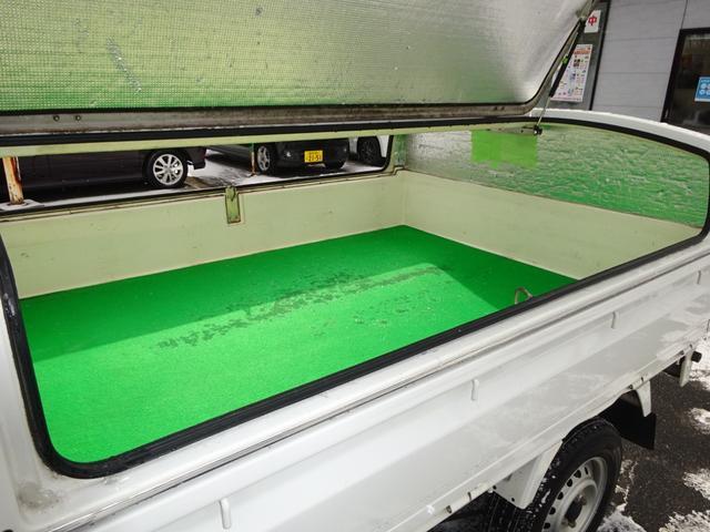 KCエアコン・パワステ トラボ保冷ボックス付き 切替式4WD(18枚目)