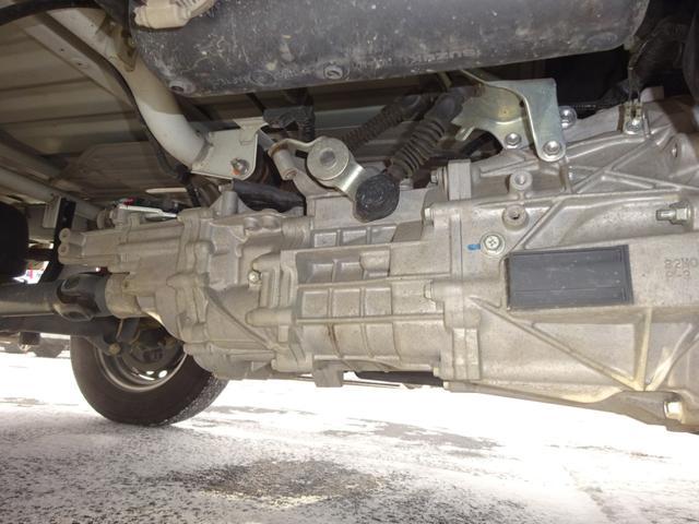 KCエアコン・パワステ トラボ保冷ボックス付き 切替式4WD(23枚目)