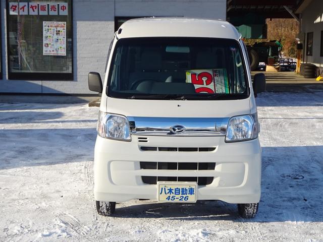 デッキバンG 社外ナビ TV ETC 4WD(3枚目)