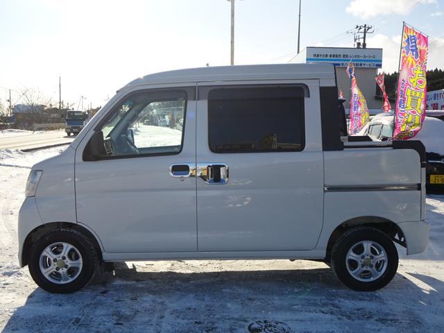 デッキバンG 社外ナビ TV ETC 4WD(6枚目)