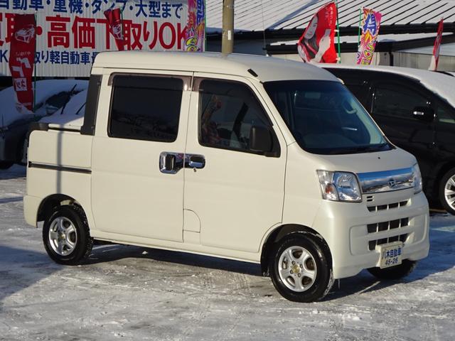 デッキバンG 社外ナビ TV ETC 4WD(7枚目)