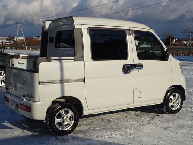 デッキバンG 社外ナビ TV ETC 4WD(8枚目)