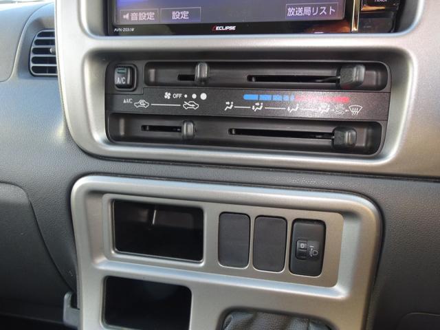 デッキバンG 社外ナビ TV ETC 4WD(16枚目)