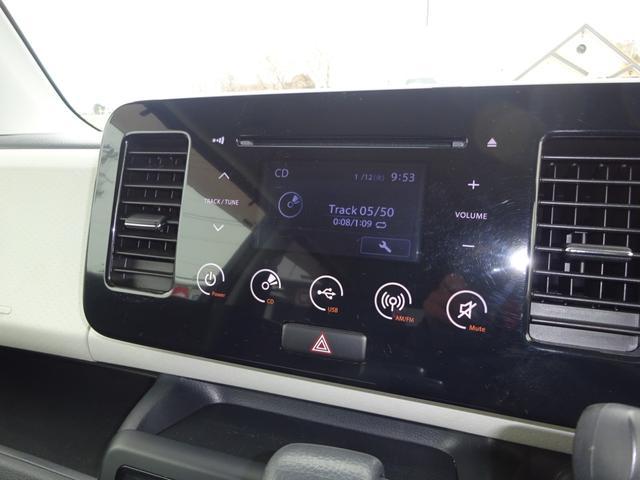 X スマートキー タッチパネルオーディオ バックカメラ 4WD(17枚目)