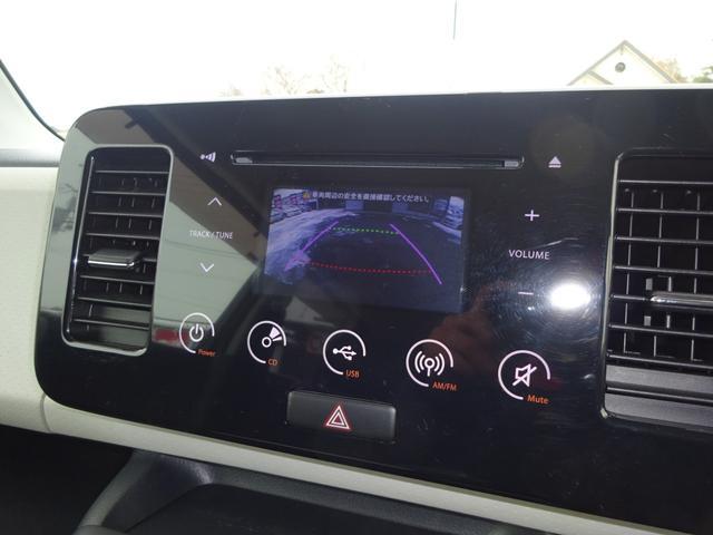 X スマートキー タッチパネルオーディオ バックカメラ 4WD(18枚目)
