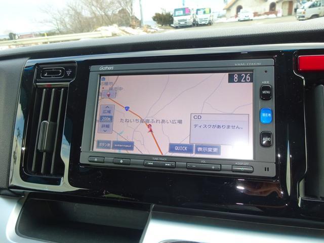 G ナビ TV バックカメラ ETC インテリキー 社外アルミ 4WD(16枚目)