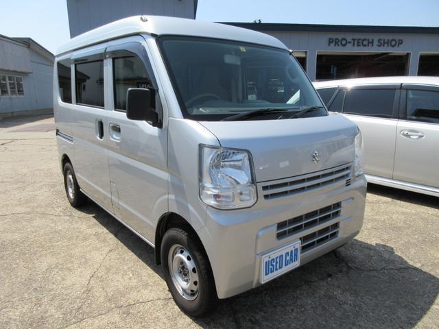 「スズキ」「エブリイ」「コンパクトカー」「秋田県」の中古車2