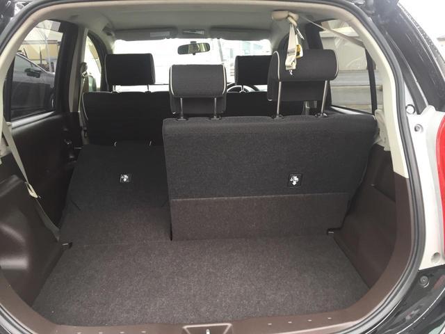X Lパッケージ キリリ 4WD HIDライト エンジンスターター CDオーディオ(10枚目)