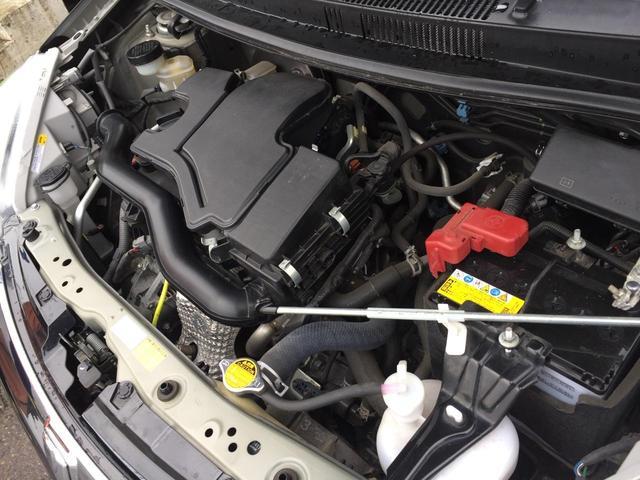 X Lパッケージ キリリ 4WD HIDライト エンジンスターター CDオーディオ(41枚目)