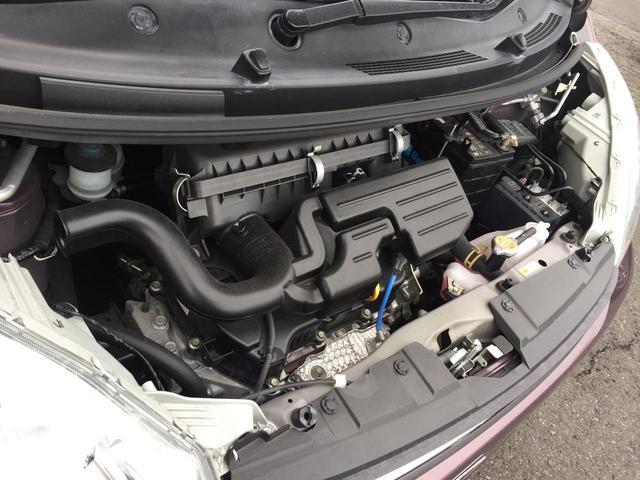 X 4WD ECOモード スマートキー 盗難防止システム(46枚目)