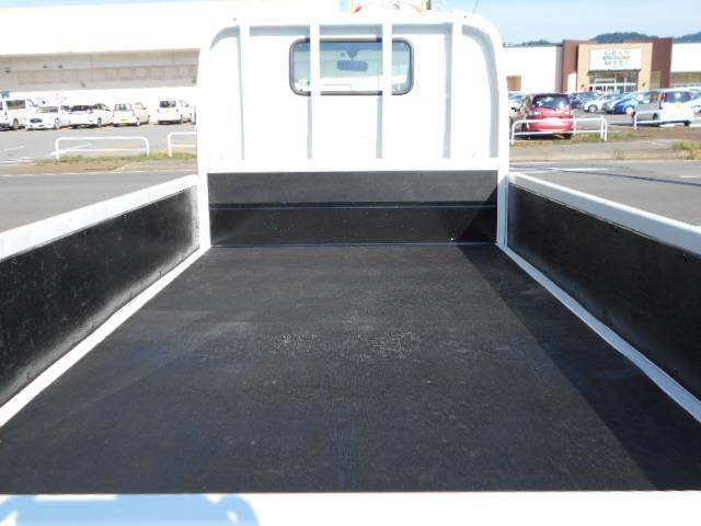 日野 デュトロ 4WD インタークーラーターボ 全低床 2t Wタイヤ