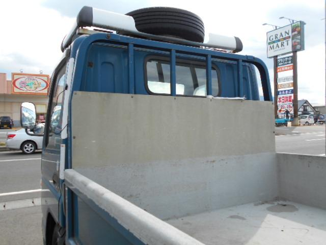 三菱ふそう キャンター 4WD ICターボ 全低床DX 2.8t  垂直Pゲート