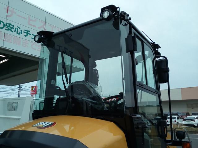 CATホイールローダー902C2除雪仕様0.6立米 280h(20枚目)