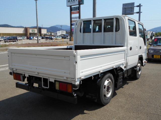 いすゞ エルフトラック 4WDICターボWキャブFFローST 1.15t 外装仕上済