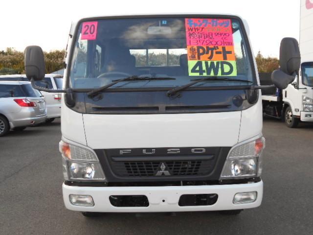 4WDICターボWキャブ全低床SA1t垂直Pゲート外装仕上済(2枚目)