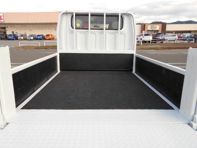 4WDICターボWキャブ全低床SA1t垂直Pゲート外装仕上済(9枚目)