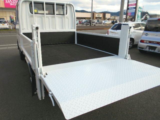 4WDICターボWキャブ全低床SA1t垂直Pゲート外装仕上済(11枚目)