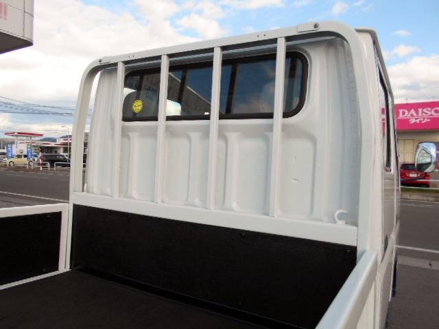 4WDICターボWキャブ全低床SA1t垂直Pゲート外装仕上済(12枚目)