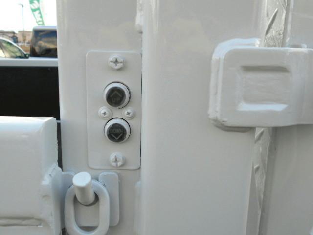 4WDICターボWキャブ全低床SA1t垂直Pゲート外装仕上済(18枚目)