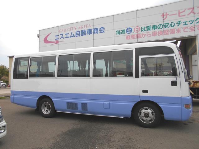 ロングSX 29人乗 5速 Bカメラ 自動ドア(4枚目)