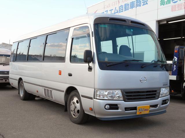 マイクロバス ICターボGX ロング29人乗 ナビBモニター(9枚目)