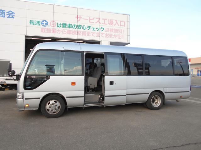 マイクロバス ICターボGX ロング29人乗 ナビBモニター(10枚目)