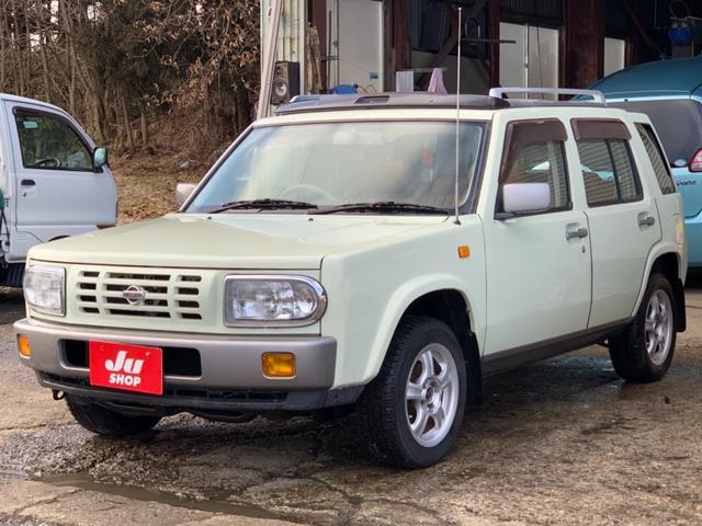 「日産」「ラシーン」「SUV・クロカン」「秋田県」の中古車2