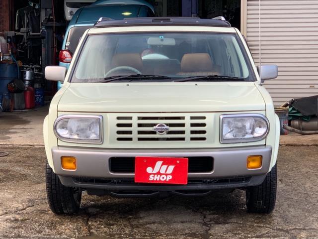「日産」「ラシーン」「SUV・クロカン」「秋田県」の中古車3