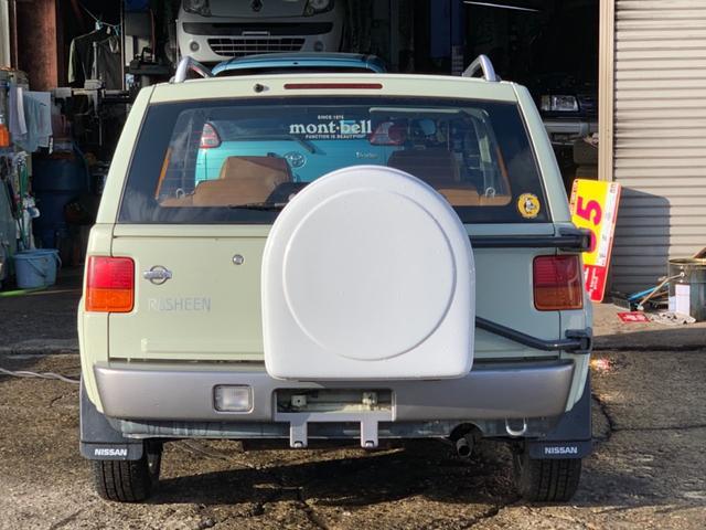 「日産」「ラシーン」「SUV・クロカン」「秋田県」の中古車8