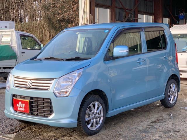 「スズキ」「ワゴンR」「コンパクトカー」「秋田県」の中古車2