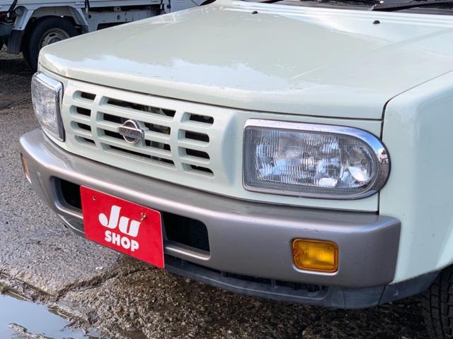 「日産」「ラシーン」「SUV・クロカン」「秋田県」の中古車16