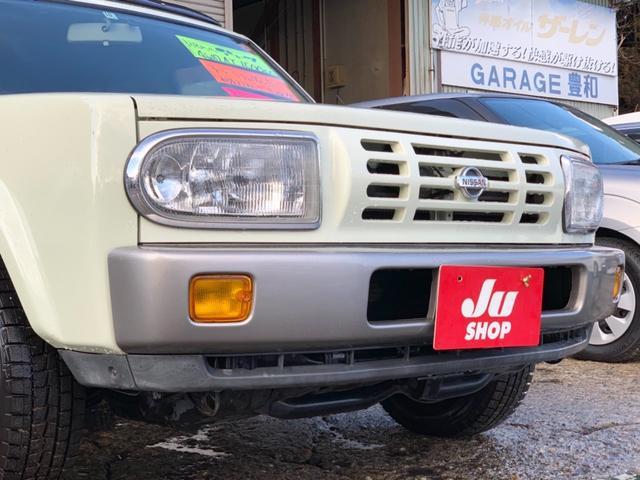 「日産」「ラシーン」「SUV・クロカン」「秋田県」の中古車19