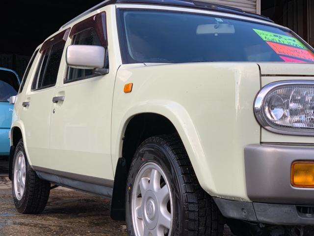 「日産」「ラシーン」「SUV・クロカン」「秋田県」の中古車23
