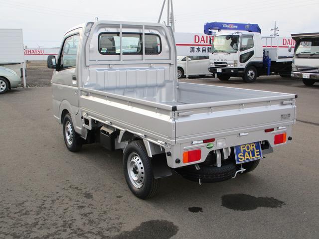 KCパワステ 4WD(7枚目)