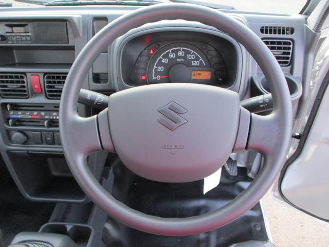 KCパワステ 4WD(17枚目)