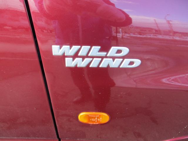 ワイルドウインド 4WD 地デジメモリーナビ(13枚目)