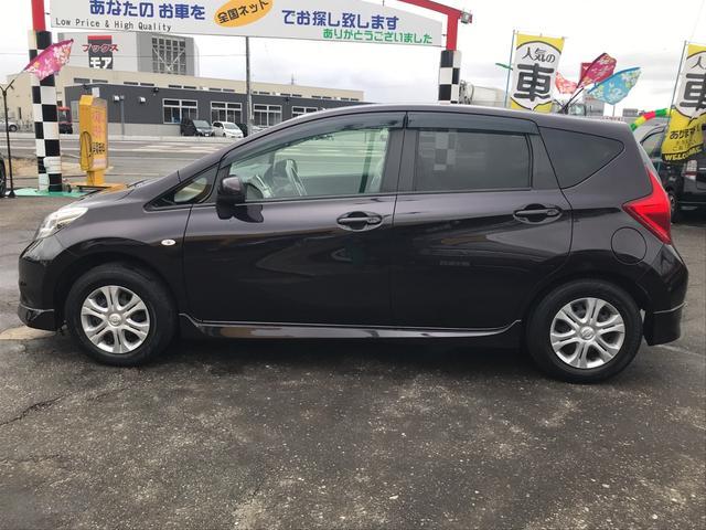 「日産」「ノート」「コンパクトカー」「秋田県」の中古車10