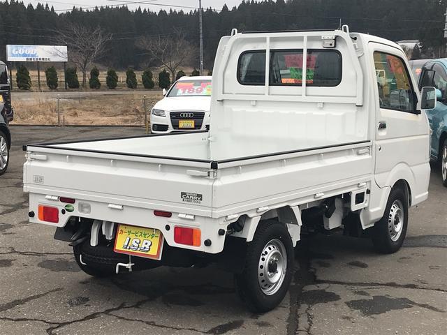 農繁スペシャル 4WD 届出済未使用車 セーフティーサポート(7枚目)