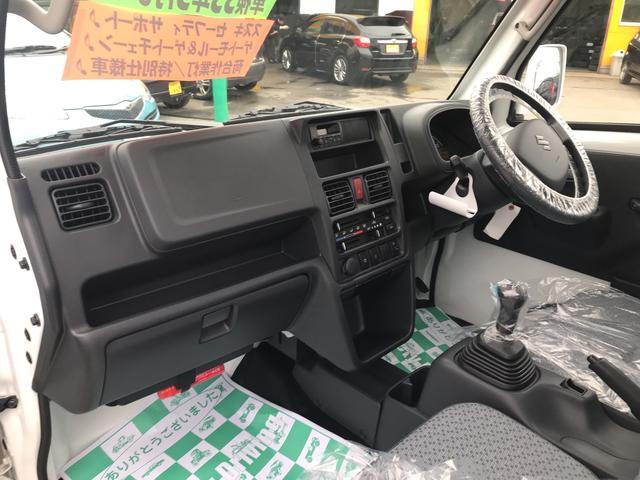 農繁スペシャル 4WD 届出済未使用車 セーフティーサポート(17枚目)