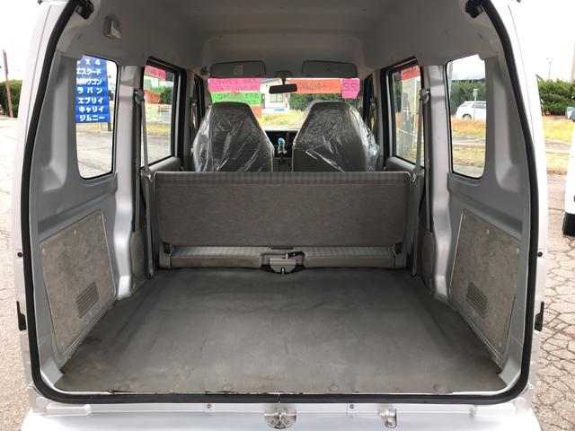 「スズキ」「エブリイ」「コンパクトカー」「秋田県」の中古車11